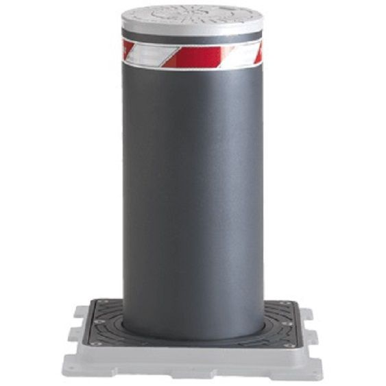 600mm Automatic Retractable Bollard
