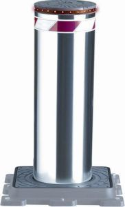 PAS 68 Crash Rated Security Bollard