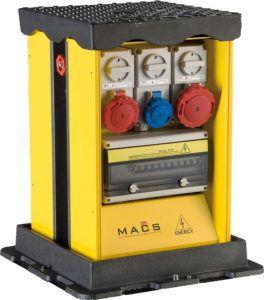 Macs 4040 Energy Distribution Towers