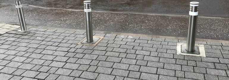 residential bollards