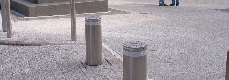 automatic security bollards Nottingham