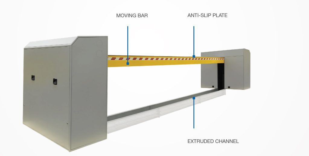 Automatic Vertical Barrier