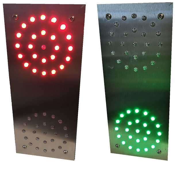 Bollard Spares - LED Traffic Indicator
