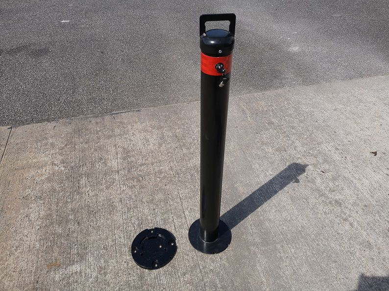 Removable Bollards - Surface Mount