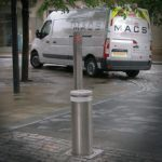 rising security bollards repair and service. macs automated bollard systems ltd
